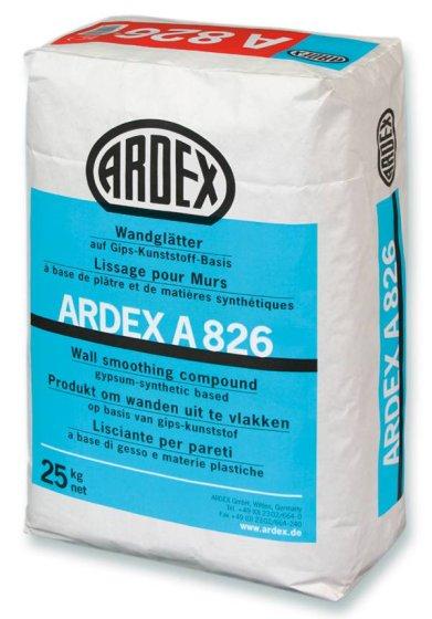 Spartelmasse Ardex A 826 12,5 Kg.