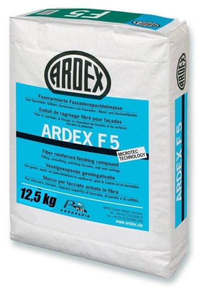 Spartelmasse Ardex F5 Fiberarmeret 12,5 Kg