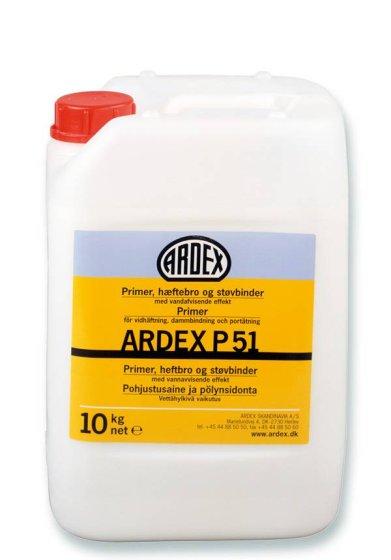 Kunstharpiksdispersion Ardex P51 Primer 5 Liter