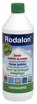 Rodalon til udendørs brug