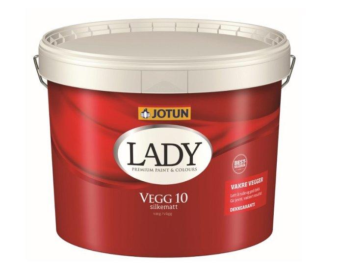 Jotun -  Lady Væg 10 - 9L