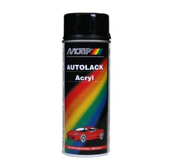 Motip Autospray 400 ML. Her finder du farven til din bil
