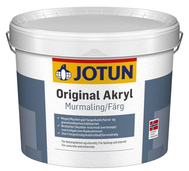 Jotun - Original Akryl Murmaling