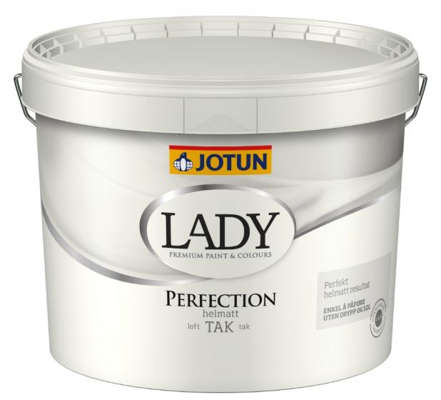 Jotun -  Lady Perfection Loftmaling