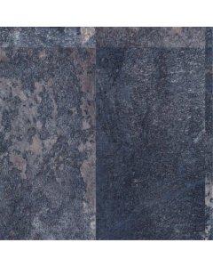 Gekkofix Selvklæbende Folie - Blå Oxideret Stål - 45X200 Cm