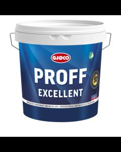 Gjøco Proff Excellent træværksmaling 2,7 liter