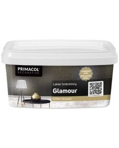 Primacol Glamour Glitterlak (Guld)
