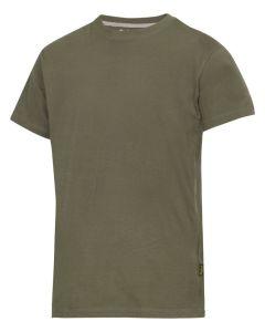 2502 T-shirt - Olivengrøn