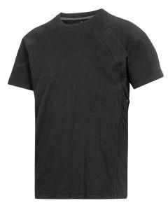 2504 T-shirt med MultiPockets™ - Sort
