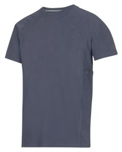 2504 T-shirt med MultiPockets™ - Stålgrå