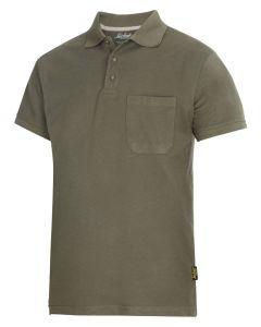 2708 Polo shirt - Olivengrøn