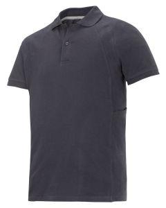 2710 Polo shirt med MultiPockets™ - Stålgrå
