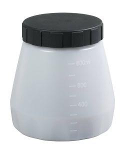 WAGNER beholder med låg 800 ml