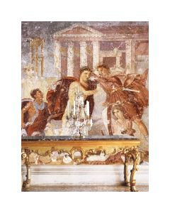 Orestes killing Neoptolemus 1292
