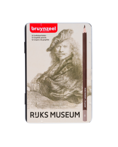 Bruynzeel - Rijks Museum - Leaning on a Stone