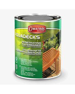 Aquadecks træolie
