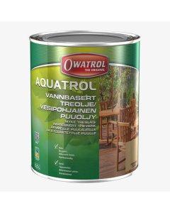 Aquatrol Træolie 5L Farveløs