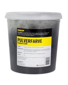 Borup Pulverfarve Oxydsort