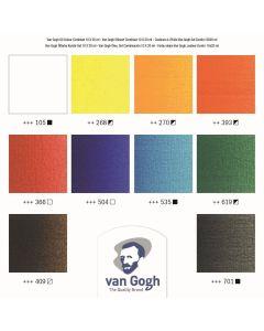 Van Gogh Oliemaling 10x20 ml
