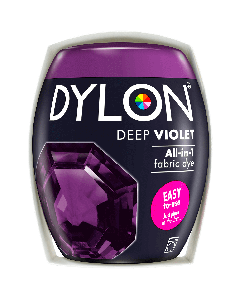 Dylon All-in-one tekstilfarve 30 Deep Violet