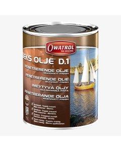 Owatrol Deks Olie D1 Marineolie