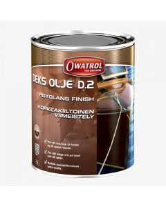 Owatrol Deks Olie D2 Marineolie