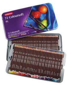 Derwent Coloursoft 72