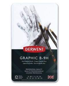 Derwent Graphic 9B-H