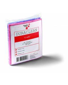 Duraclean Universal vaskeklude 4 stk. pr. pakke