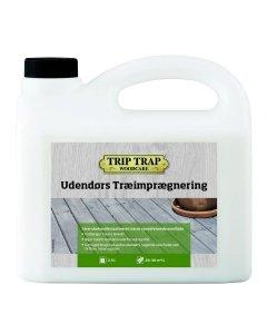 Trip Trap Udendørs Træimprægnering 2,5 liter klar