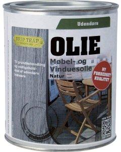 Trip Trap Møbel- og Vinduesolie 0,75 liter