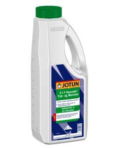 Jotun - 2-I-1 Husrens/Træ- Og Murrens