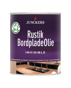 Junckers Rustik Bordpladeolie Invisible 0,75L