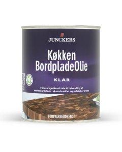 Junckers Køkken Bordpladeolie Klar 0,75 L
