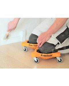 KneeBlades - Knæbeskytter med hjul