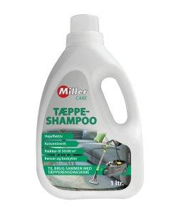 Miller Care Tæppeshampoo til tæpperenser