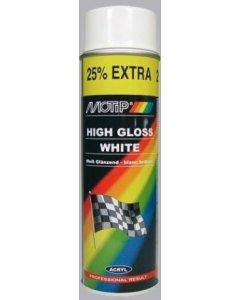 Motip Acryl lak hvid 500 ml