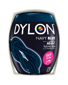 Dylon All-in-one tekstilfarve 08 Navy Blue