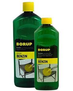 Borup Rense Benzin 1/2 L