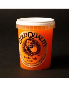 Læderfedt fra Gold Quality 500ml