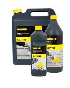 Borup Saltsyre 30% 1/2 L