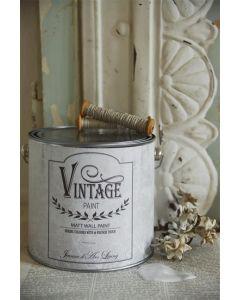 Vintage Kalkmaling til Vægge - 2,5L