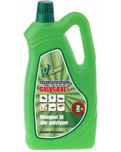 Welldone Insektafvisende Gulvsæbe 2 Liter