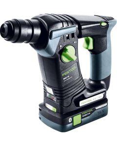 Festool Akku borehammer BHC 18 HPC 4,0 I-Plus