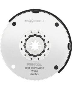 Festool Træsavklinge HSB 100/Bi/OSC