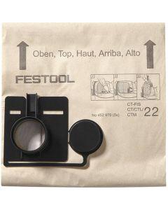 Festool Filterpose FIS-CT 22/20