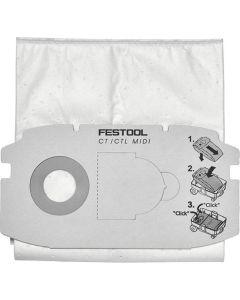Festool SELFCLEAN-filterpose SC FIS-CT MIDI/5
