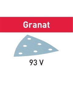 Festool Slibepapir STF V93/6 P100 GR/100 Granat