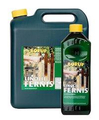 Borup Linolie Fernis 1/2 L
