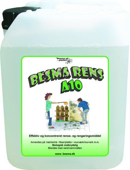 Besma Rens A10 - Algefjerner